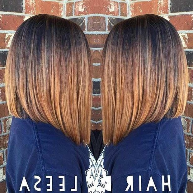 Hair Styles Intended For Fashionable Medium Length Bob Haircuts (View 8 of 15)