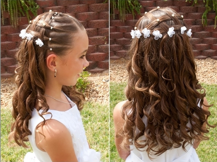 Hairstyle For Little Girls With Long Hair – Hairstyle Archives With Regard To Long Hairstyles For Young Girls (View 12 of 15)