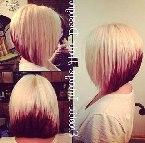 Hairstyles, Colors With Trendy Short Colored Bob Hairstyles (View 10 of 15)