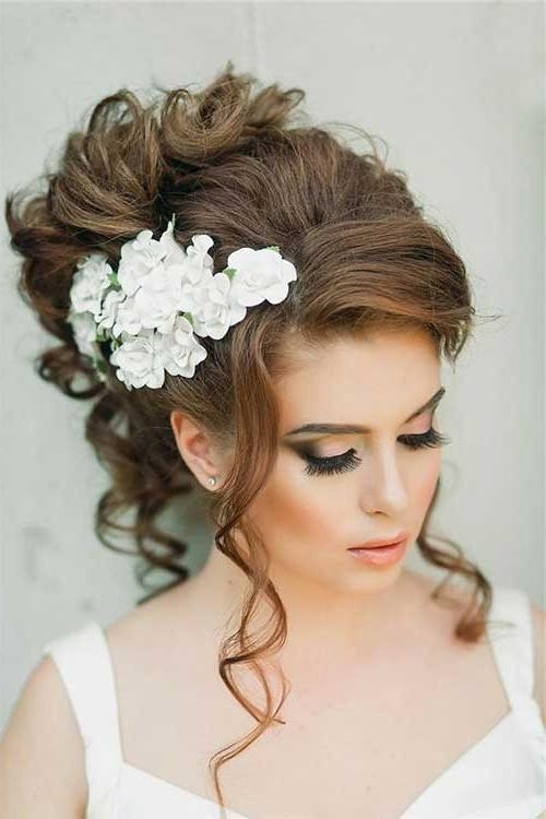 Hairstyles For Long Curly Hair Updos – Hairstyle Foк Women & Man Throughout Curly Hairstyles For Weddings Long Hair (View 12 of 15)