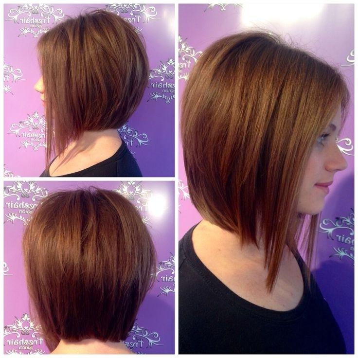 Featured Photo of Inverted Bob Hairstyles For Round Faces
