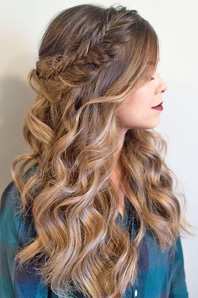 Hairstyles Ideas : Graduation Hairstyles For Little Girl With Long Hairstyles For Graduation (View 13 of 15)