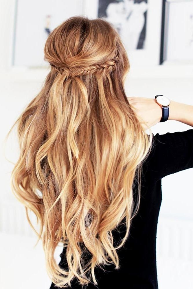 Hairstyles Ideas : Hairstyles For Parties Long Hair Hairstyles Inside Long Hairstyles For Party (View 11 of 15)