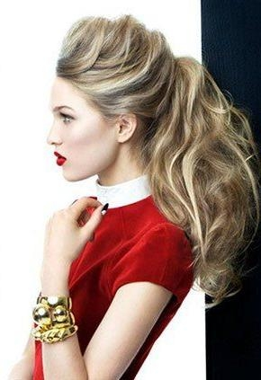 Ideas On Outstanding Cocktail Party Hairstyles | Fash Circle Within Long Hairstyles For Cocktail Party (View 14 of 15)