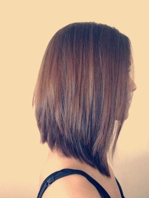 Featured Photo of Medium Length Inverted Bob Hairstyles