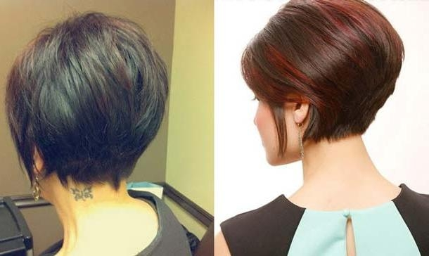 Inverted Bob Haircuts Short Women – Zestymag Inside 2018 Short Inverted Bob Hairstyles (View 15 of 15)