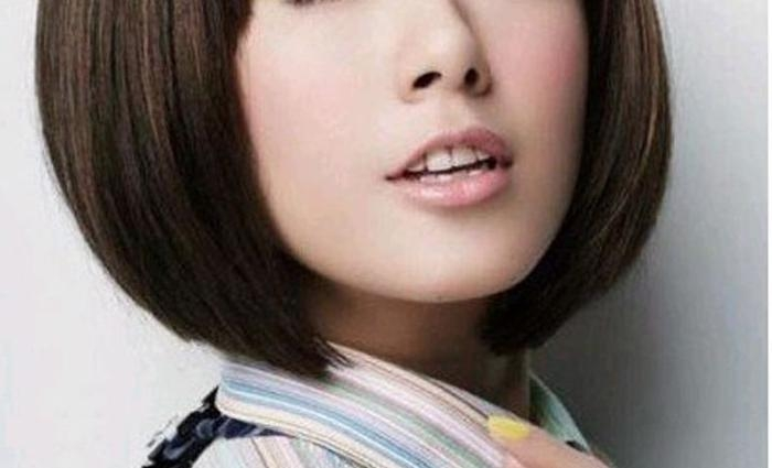 Korean Women Hairstyle Short Hair Cut Photo – Images, Photos, Pictures For Korean Women Hairstyles Short (Gallery 13 of 15)