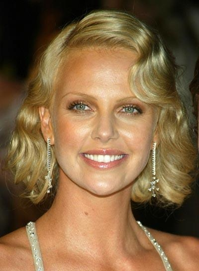 Latest Charlize Theron Bob Hairstyles With Regard To Charlize Theron – Beauty Riot (View 7 of 15)