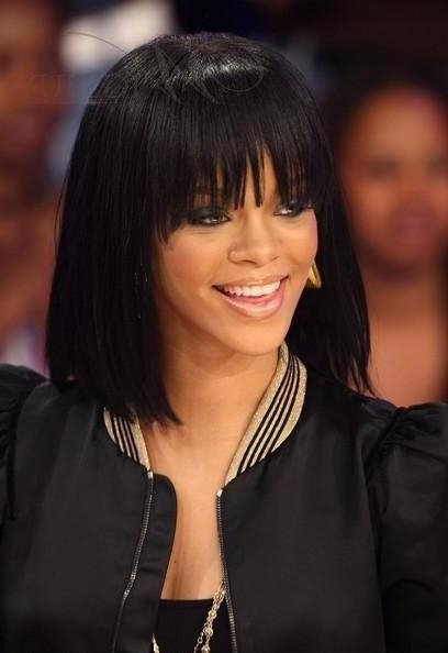 Latest Rihanna Bob Hairstyles With Weave Regarding 19 Best Weave And Style Images On Pinterest (View 4 of 15)