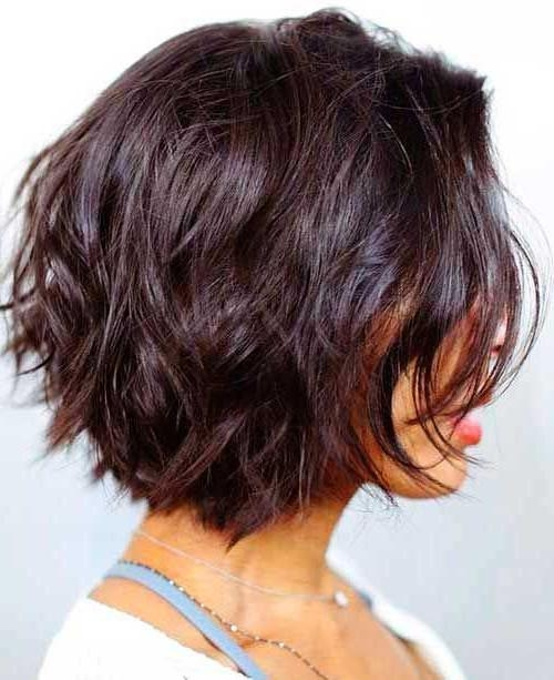 Layered Bobs Throughout Well Liked Layered Bob Hairstyles For Short Hair (View 8 of 15)