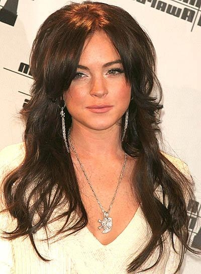 Layered Brunette Hairstyle Long Layered Haircuts With Bangs Pertaining To Shaggy Long Layers Hairstyles (View 10 of 15)