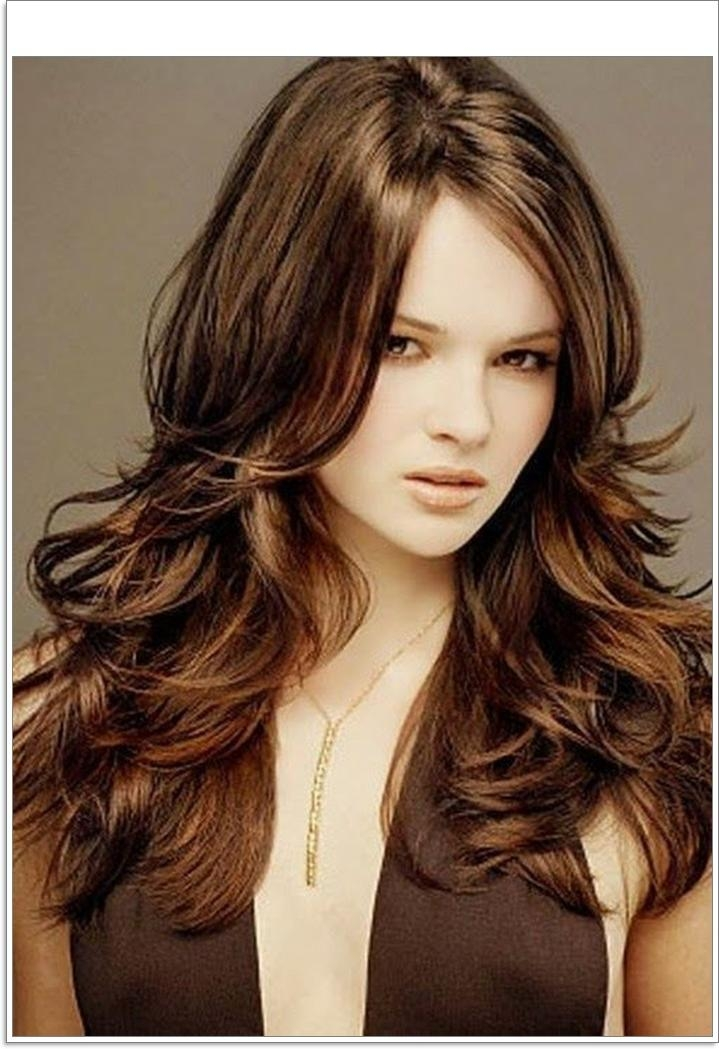 layered haircuts for medium hair 15 best ideas of choppy layered hairstyles for hair 1297