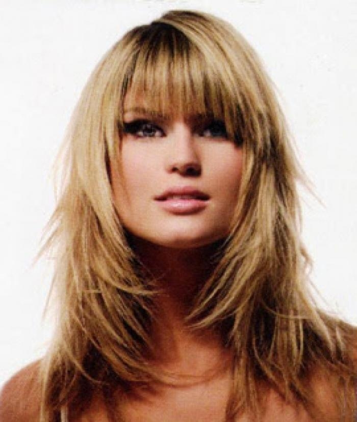 Layered Shag Haircut Styles Within Long Layered Shags Hairstyles (View 4 of 15)