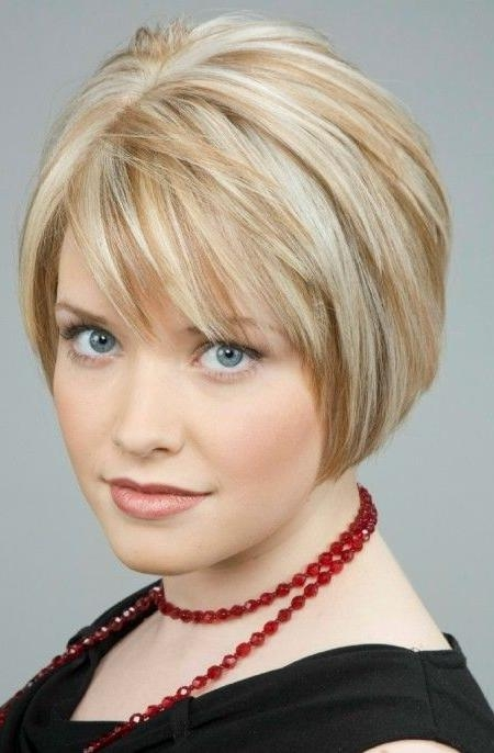 15 Inspirations of Short Layered Bob Hairstyles With Fringe