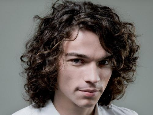 Long Curly Hairstyles Is Chic Ideas Which Can Be Applied Into Your Pertaining To Mens Long Curly Haircuts (View 11 of 15)