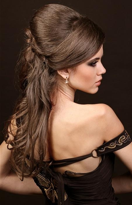 Photo Gallery Of Long Hairstyles For Party Viewing 6 Of 15 Photos