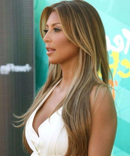 Long Hairstyles With Highlights 2017 – Hairstyles With Regard To Highlights For Long Hairstyles (View 12 of 15)