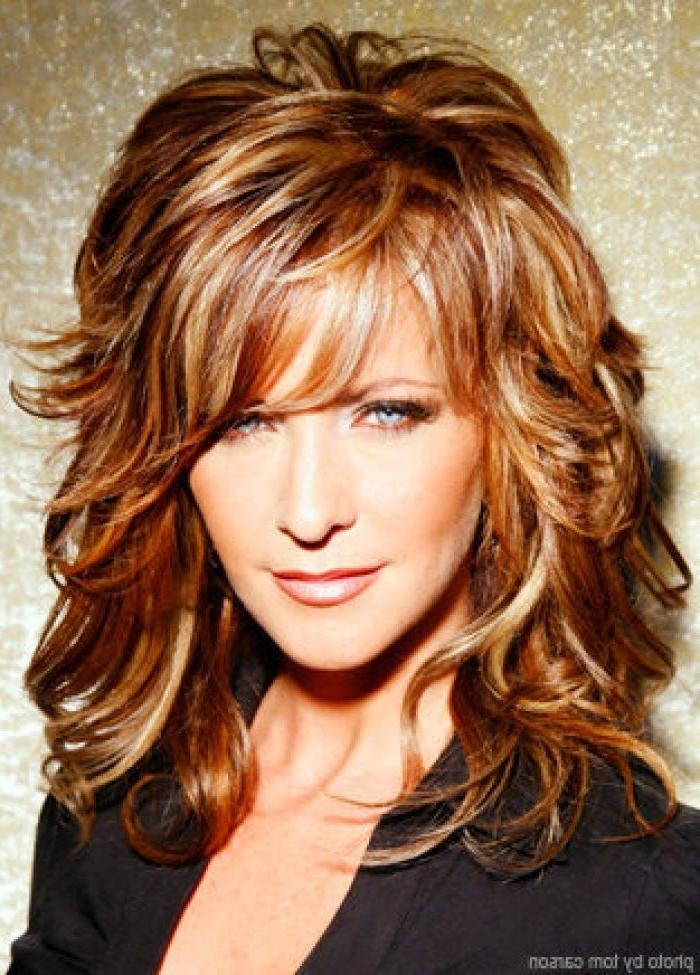 15 Best Ideas of Long Layered Shags Hairstyles