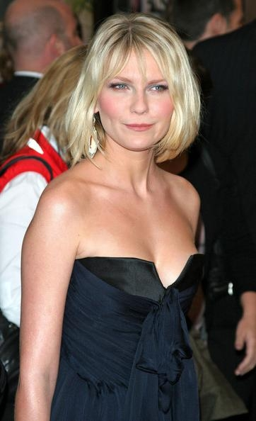 More Pics Of Kirsten Dunst Bob (3 Of 4) – Short Hairstyles Regarding Recent Kirsten Dunst Bob Hairstyles (View 11 of 15)