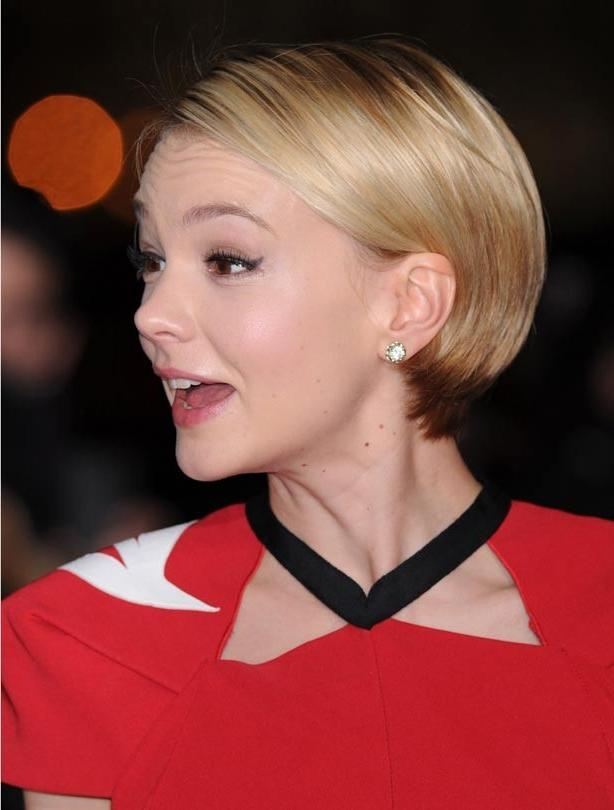 Featured Photo of Carey Mulligan Bob Hairstyles