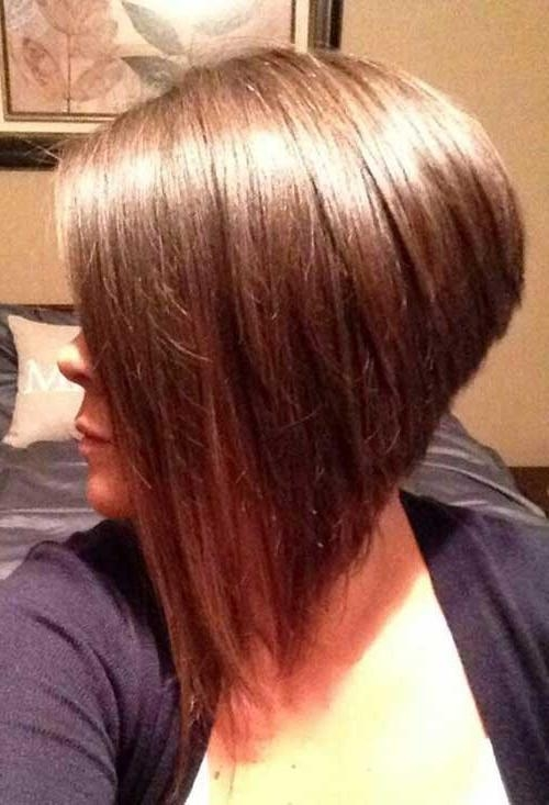 Most Current Short Inverted Bob Hairstyles Inside 20+ Inverted Bob Haircuts (View 11 of 15)