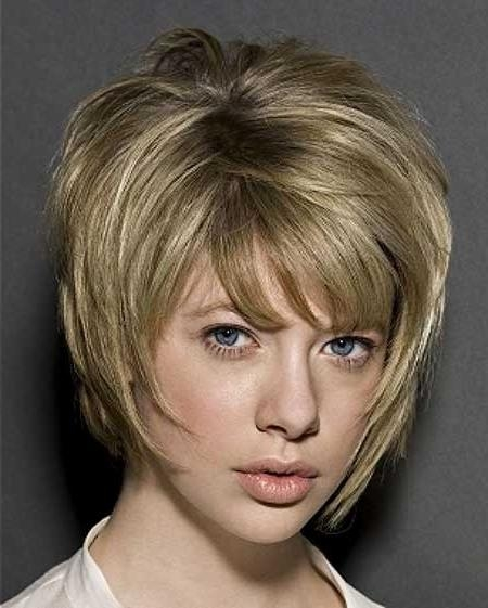 Most Inside Best And Newest Short Layered Bob Hairstyles (View 8 of 15)