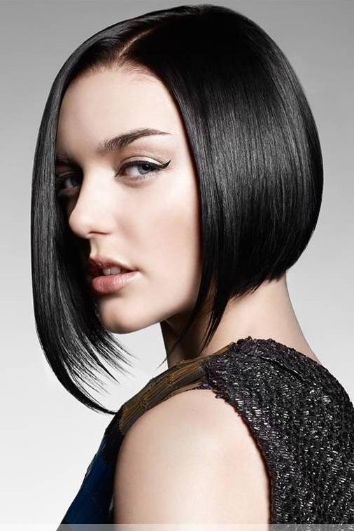 Most Recent Long Asymmetrical Bob Hairstyles Intended For Should I Get A Asymmetrical Bob? – Hair World Magazine (View 12 of 15)