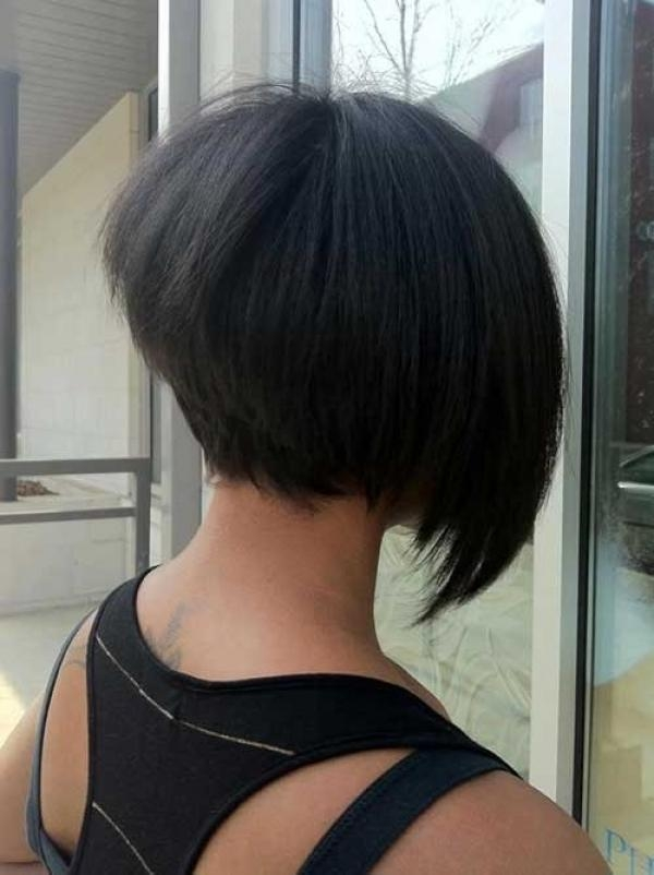 Most Up To Date Asymmetrical Bob Hairstyles Back View Pertaining To Asymmetrical Bob Haircut Back View For Your Hair Best Style For (View 12 of 15)