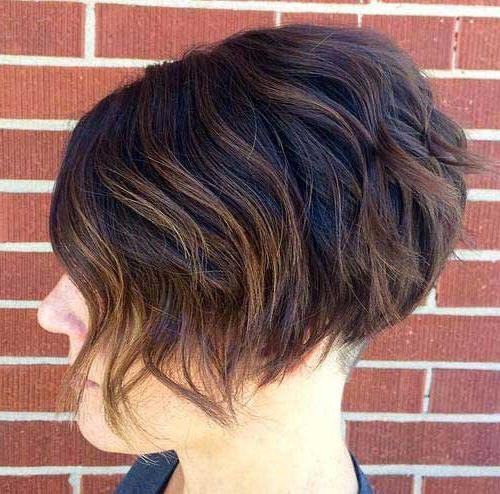 Most With Regard To Most Recently Released Curly Inverted Bob Hairstyles (View 7 of 15)