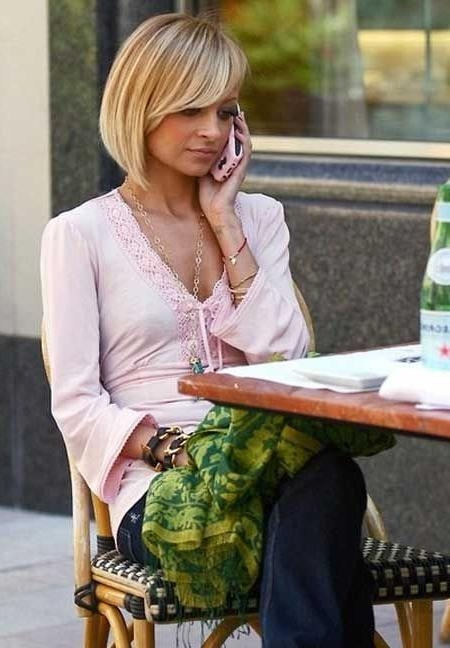 Newest Nicole Richie Bob Hairstyles For Best 25+ Nicole Richie Hair Ideas On Pinterest (Gallery 10 of 15)