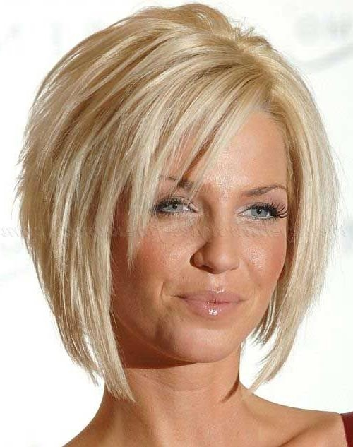 Newest Short Layered Bob Haircuts For Best 25+ Layered Bob Hairstyles Ideas On Pinterest (View 13 of 15)
