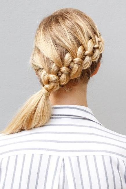 Our Best Braided Hairstyles For Long Hair | More For Braids Hairstyles For Long Thick Hair (Gallery 12 of 15)