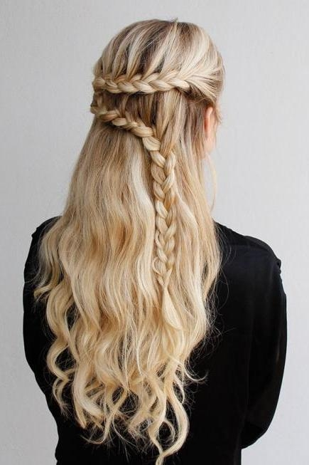 Our Best Braided Hairstyles For Long Hair | More Regarding Braids Hairstyles For Long Thick Hair (View 13 of 15)