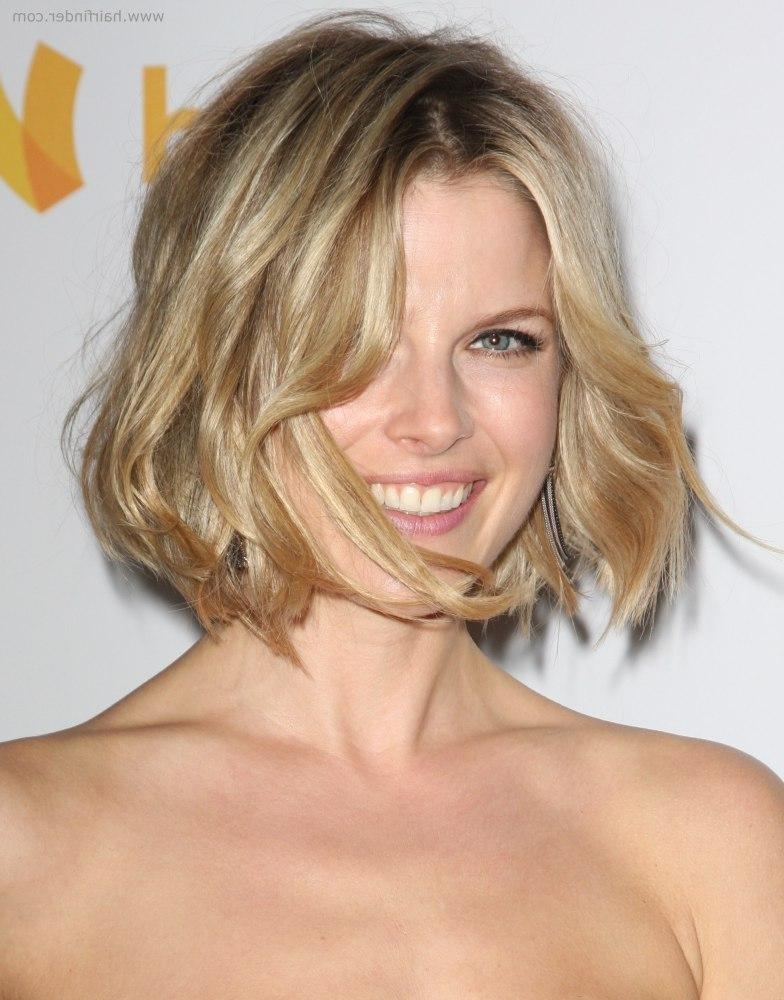 Past The Chin Hair With A Thick And Full Feel Within Trendy Ali Larter Bob Hairstyles (View 11 of 15)