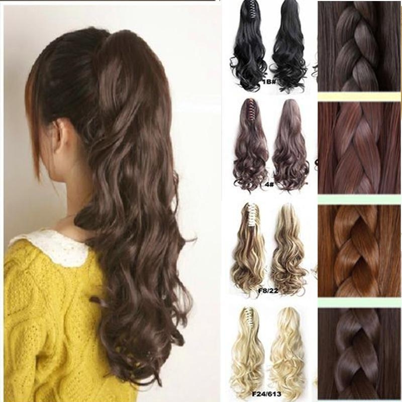 Photo Gallery Of Hair Clips For Thick Long Hair (Viewing 7 Of 15 Intended For Hair Clips For Thick Long Hairstyles (View 14 of 15)