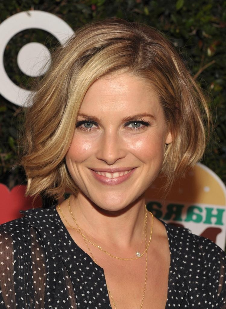 Featured Photo of Ali Larter Bob Hairstyles