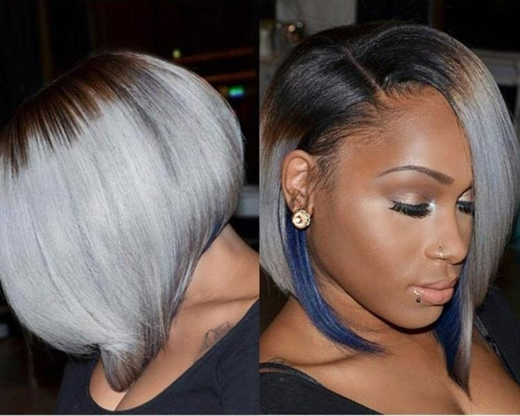 15 Ideas Of African American Bob Hairstyles For Black Women