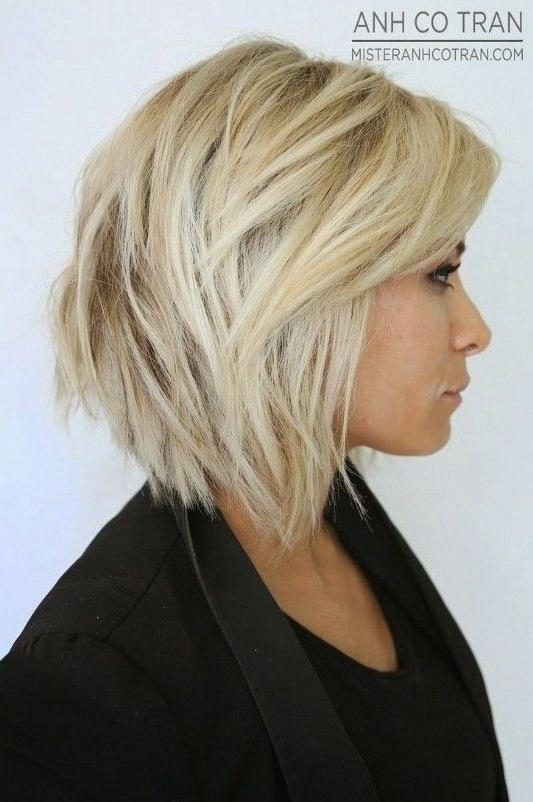 Preferred Cute Inverted Bob Hairstyles For Beautiful Women Intended For Best 25+ Layered Inverted Bob Ideas On Pinterest (View 12 of 15)