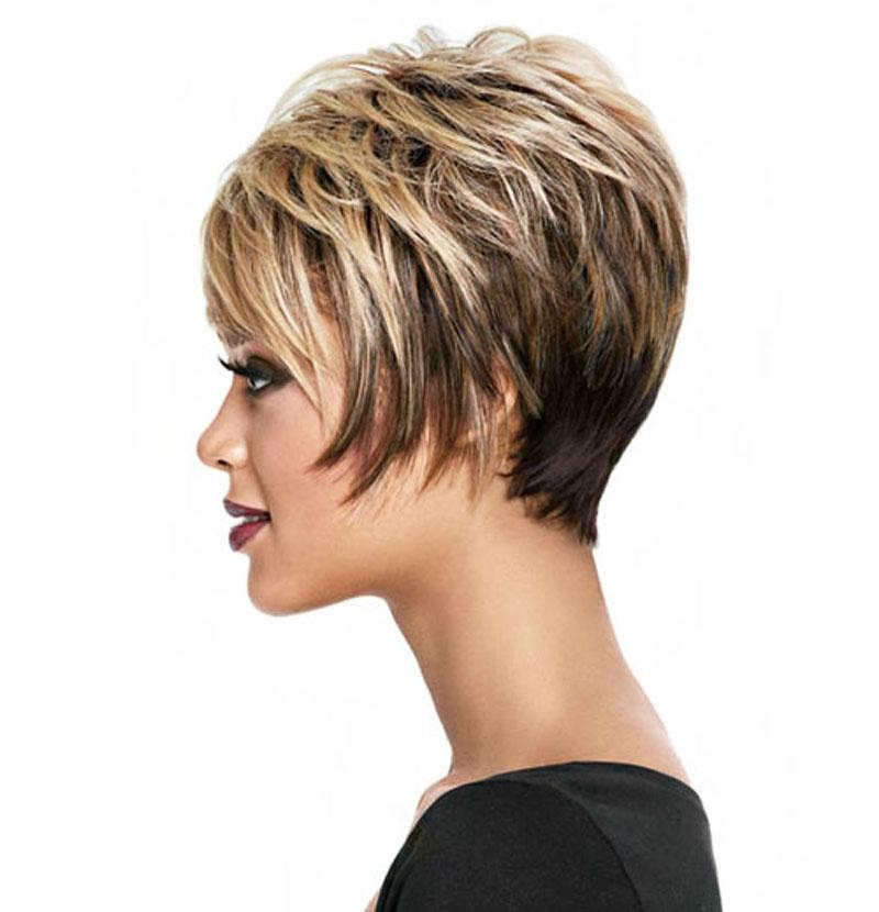 Preferred Simple Style Bob Hairstyles Intended For Short Hairstyles: Easy And Simple Short Bobs Hairstyle Short Bob (View 12 of 15)