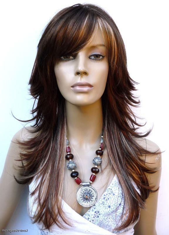 Featured Photo of Razor Cut Hairstyles For Long Hair