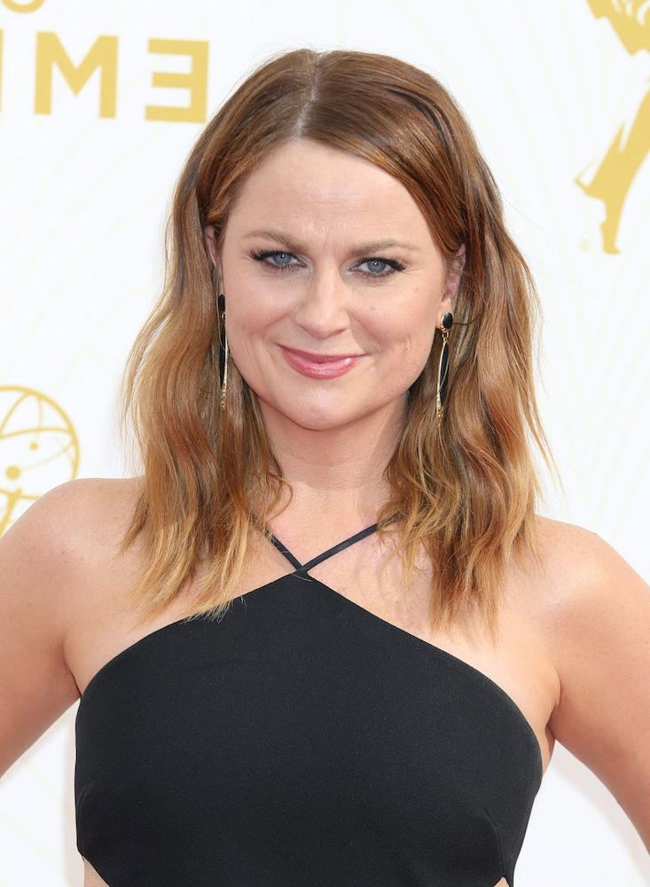 Recent Amy Poehler Bob Hairstyles With 45 Gorgeous Celebrity Lob And Long Bob Haircuts To Inspire Your (View 13 of 15)