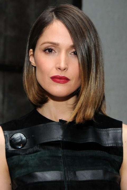 Rose Byrne Bob Haircut – Hair World Magazine With Regard To Popular Rose Byrne Bob Hairstyles (View 14 of 15)