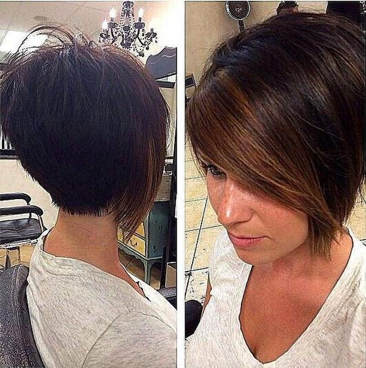 Short Bob Hairstyles (Gallery 1 of 15)