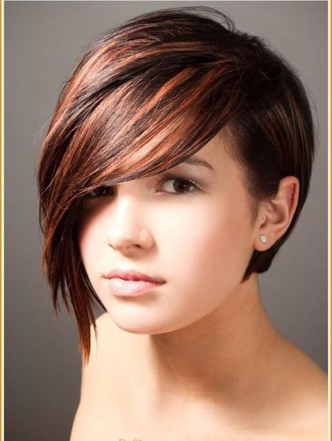 Short Haircuts With Long Front – Haircuts Models Ideas Intended For Long Front Short Back Hairstyles (View 15 of 15)