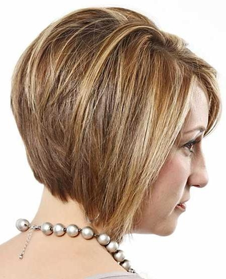 Featured Photo of Short Layered Bob Hairstyles