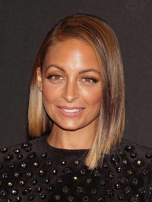 Short Hairstyles 2016 – 2017 Intended For Well Liked Nicole Richie Bob Hairstyles (View 13 of 15)