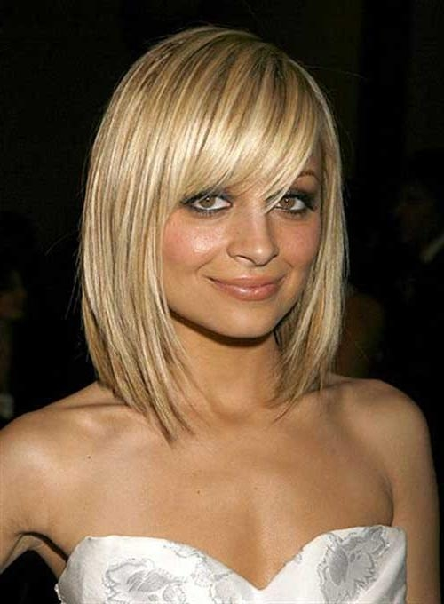 Short Hairstyles 2016 – 2017 Throughout Popular Nicole Richie Bob Hairstyles (View 14 of 15)