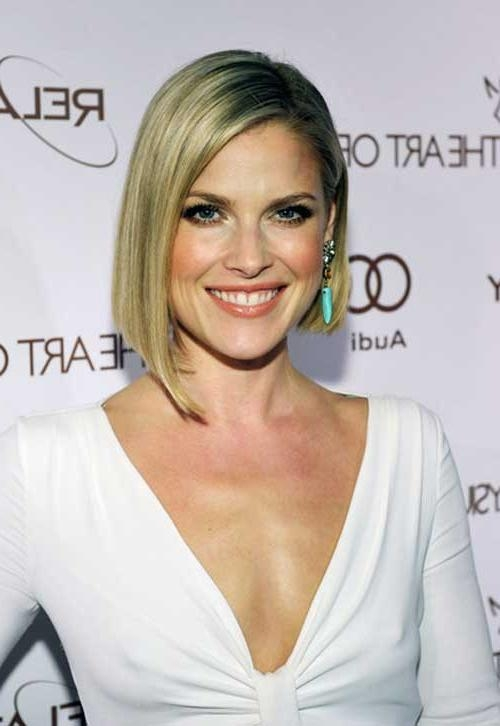 Short Hairstyles 2016 – 2017 With Best And Newest Ali Larter Bob Hairstyles (View 13 of 15)