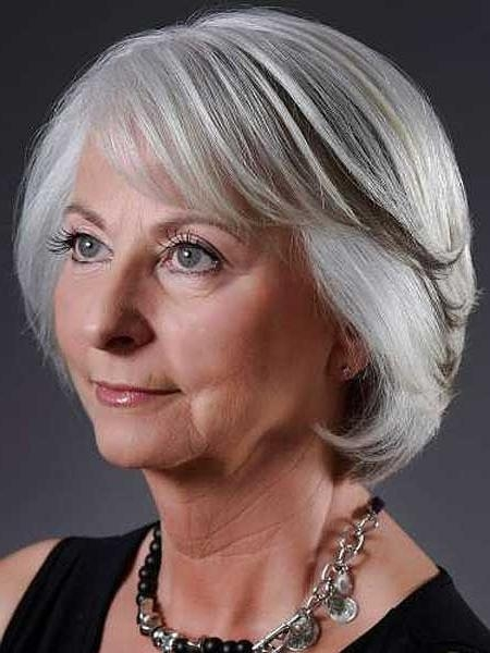 Short Hairstyles 2016 – 2017 With Recent Short Bob Hairstyles For Old Women (View 11 of 15)