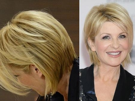 Short Hairstyles 2016 – 2017 Within Well Known Bob Hairstyles For Old Women With Thin Hair (View 12 of 15)